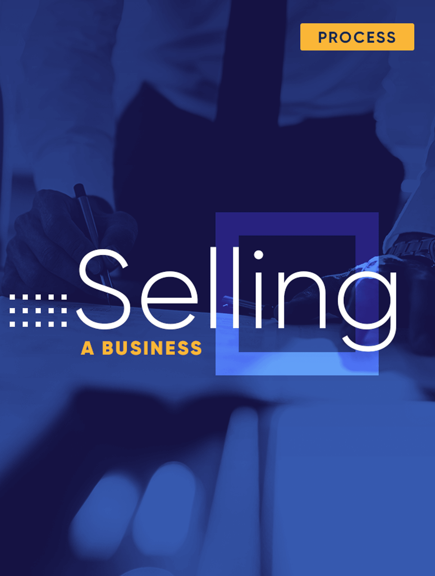 selling a business process
