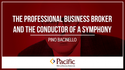 professional broker and conductor of symphony video