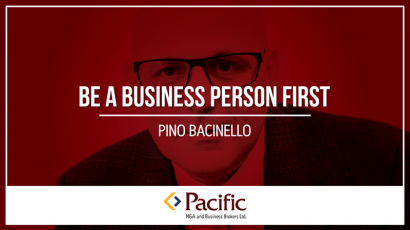 business person first