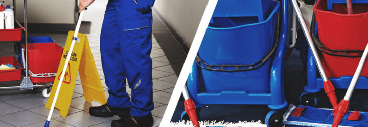 commercial janitorial company for sale