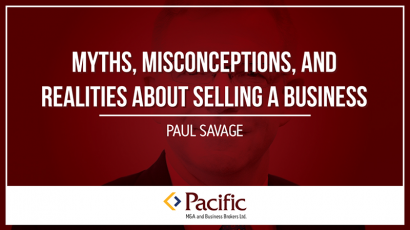 realities about selling a business