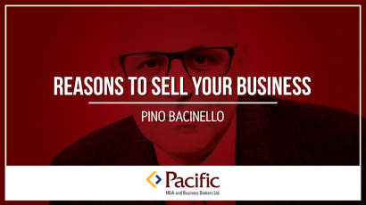 reasons to sell your business
