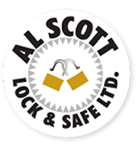 al scott lock & safe ltd logo