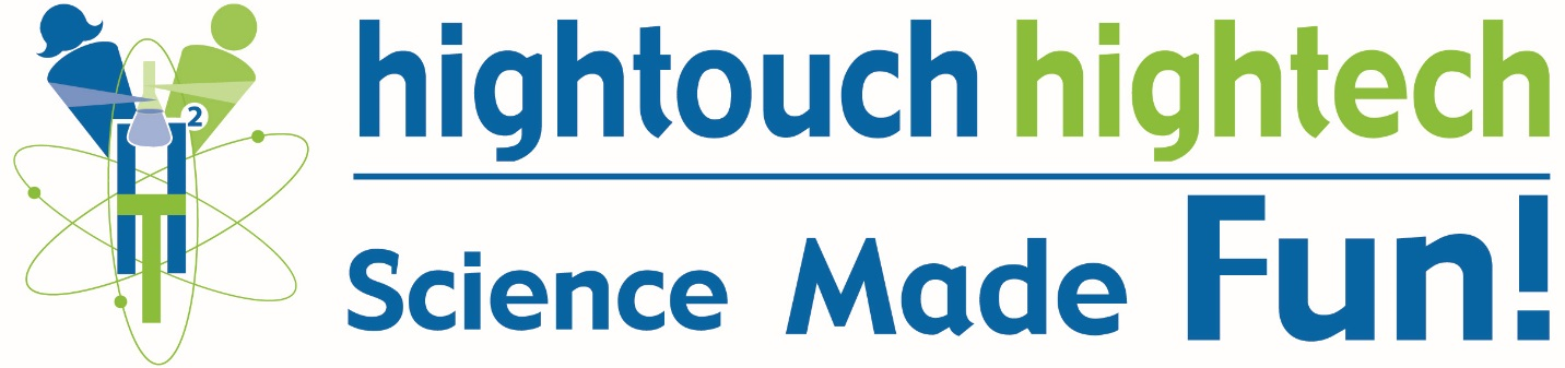 hightouch hightech logo