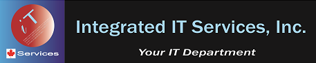 integrated it services, inc logo