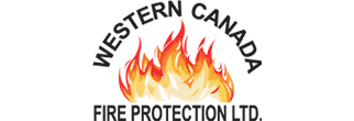 fire protection and service company logo