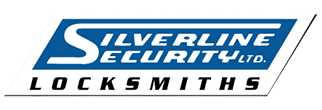 silverline security locksmiths branding