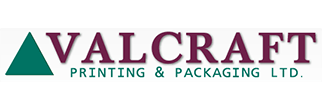 branding for valcraft printing and packaging ltd.